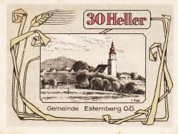 Imaginea #1 a 30 Heller 1920 - Esternberg