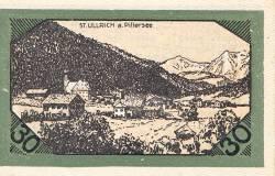Imaginea #2 a 30 Heller 1920 - Fieberbrunn