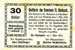 Image #2 of 30 Heller 1920 - Sankt Gotthard