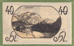 Imaginea #2 a 40 Heller 1920 - Fieberbrunn