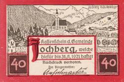 Imaginea #2 a 40 Heller ND - Jochberg