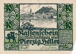Imaginea #1 a 40 Heller ND - Hainburg