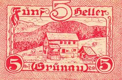 Image #1 of 5 Heller 1920 - Grünau