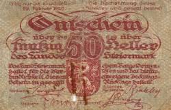 Imaginea #1 a 50 Heller 1919 -  Steiermark