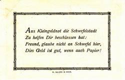 50 Heller 1920 - Baden