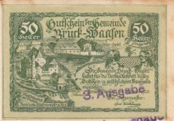 Image #1 of 50 Heller 1920 - Bruck-Waasen
