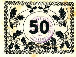 50 Heller 1920 - Christofen