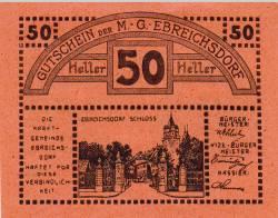 Image #1 of 50 Heller 1920 - Ebreichsdorf
