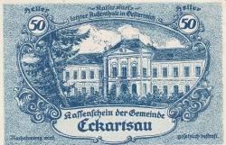 Imaginea #1 a 50 Heller 1920 - Eckartsau