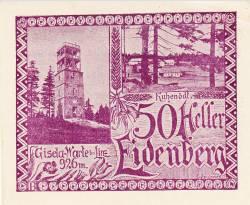 Imaginea #1 a 50 Heller 1920 - Eidenberg