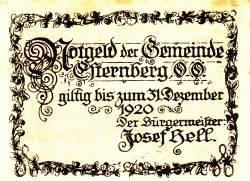 Imaginea #1 a 50 Heller 1920 - Esternberg