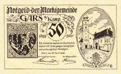 Image #1 of 50 Heller 1920 - Gars am Kamp