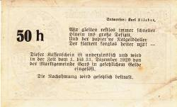 Image #2 of 50 Heller 1920 - Gars am Kamp