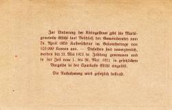 Image #2 of 50 Heller 1920 - Gföhl
