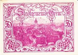 Imaginea #1 a 50 Heller 1920 - Grein