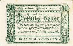 Image #1 of 30 Heller 1920 - Gunskirchen