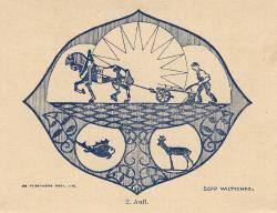 Imaginea #2 a 50 Heller 1920 - Hagenberg (A II-a emisune - 2. Auflage)