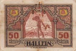 Image #1 of 50 Heller 1920 - Hallein