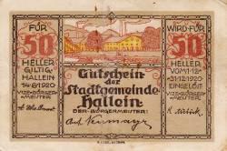 Image #2 of 50 Heller 1920 - Hallein