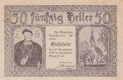 Imaginea #1 a 50 Heller 1920 - Holzhausen