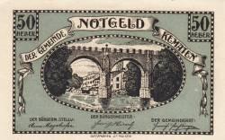 Imaginea #1 a 50 Heller 1920 - Kematen