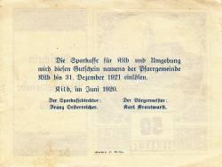 Image #2 of 50 Heller 1920 - Kilb