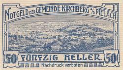 Imaginea #1 a 50 Heller 1920 - Kirchberg an der Pielach