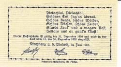 Imaginea #2 a 50 Heller 1920 - Kirchberg an der Pielach