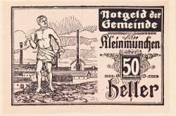 Image #1 of 50 Heller 1920 - Kleinmünchen