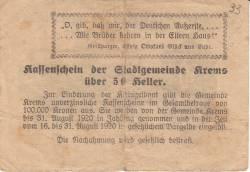 Image #2 of 50 Heller 1920 - Krems