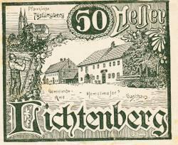Image #1 of 50 Heller 1920 - Lichtenberg