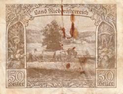 Image #1 of 50 Heller 1920 - Lower Austria - Niederösterreich