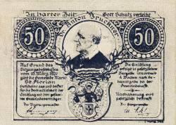 Imaginea #2 a 50 Heller 1920 - Sankt Florian