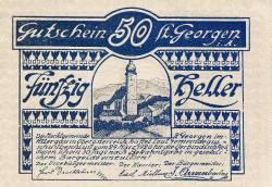 Image #1 of 50 Heller 1920 - Sankt Georgen im Attergau