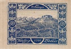 Image #2 of 50 Heller 1920 - Sankt Georgen im Attergau