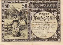 Imaginea #1 a 50 Heller 1920 - Sankt Johann im Pongau