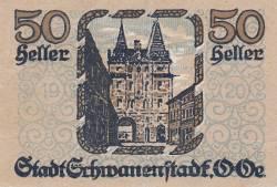 Imaginea #1 a 50 Heller ND - Schwanenstadt