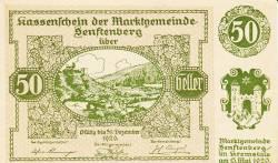 Imaginea #1 a 50 Heller 1920 - Senftenberg