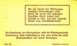 Imaginea #2 a 50 Heller 1920 - Senftenberg