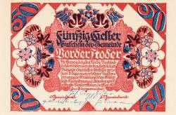 Image #1 of 50 Heller 1920 - Vorderstoder