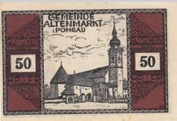 Imaginea #1 a 50 Heller ND - Altenmarkt im Pongau