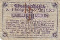 Image #2 of 50 Heller 1920 - Linz