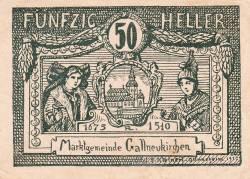 Image #1 of 50 Heller 1920 - Gallneukirchen