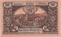 Imaginea #1 a 50 Heller 1920 - Eberschwang