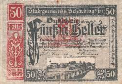 Imaginea #1 a 20 Heller 1920 - Schärding