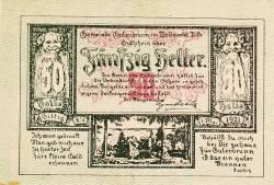 Image #1 of 50 Heller 1921 - Gutenbrunn