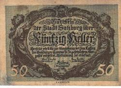 Imaginea #1 a 50 Heller ND - Salzburg