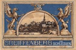 Image #2 of 50 Pfennig 1920 - Greiffenberg in Schlesien
