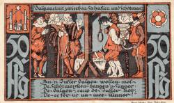Image #2 of 50 Pfennig ND - Bad Salzuflen