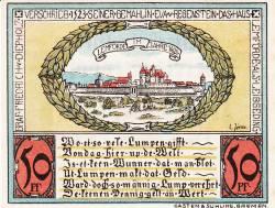 Image #2 of 50 Pfennig 1921 - Diepholz